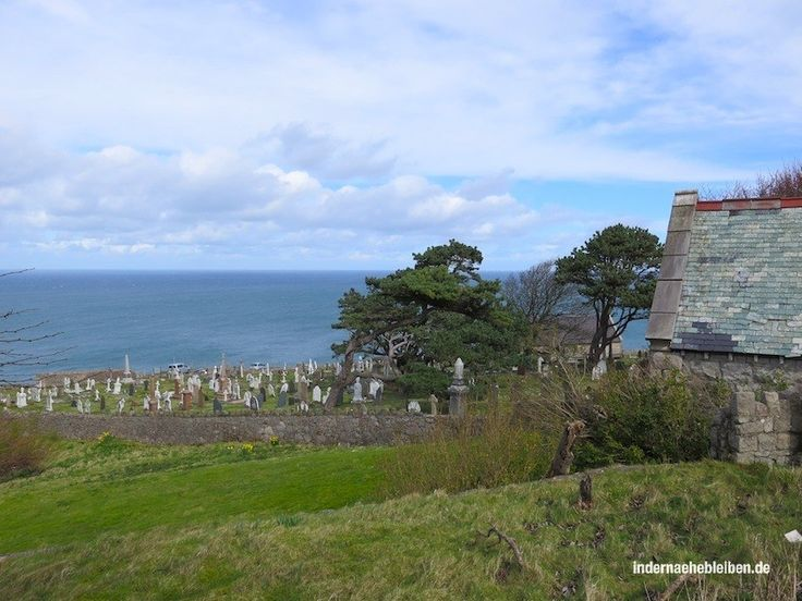 st tudno, great orme, wales