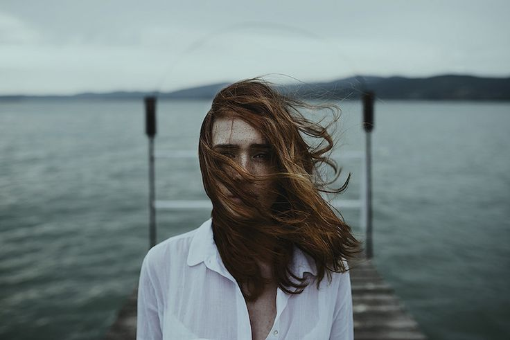 Fascinating Portraits by Alessio Albi