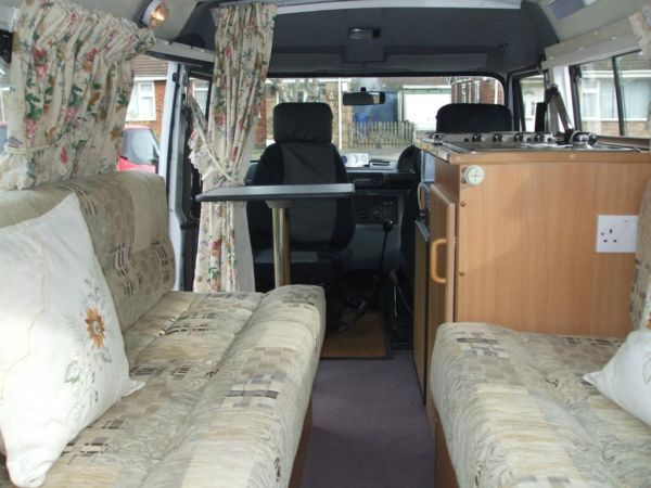 Ldv Pilot Van Conversion West Hull Picture 1