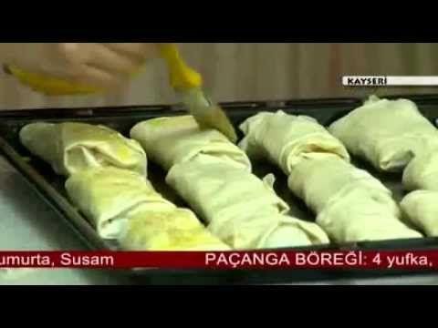 Paçanga Böreği Tarifi Mutfağım Kayseri Vildan Hanım 3 Mart 2014