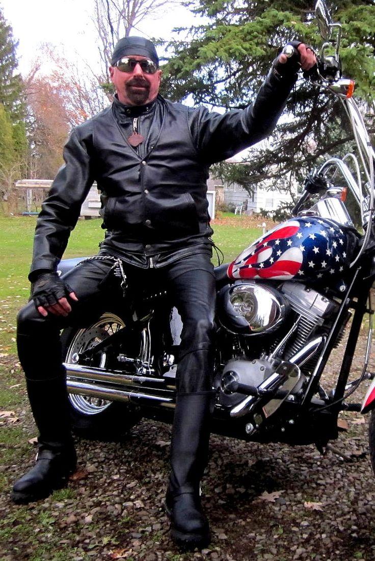 LeatherHOG : Photo