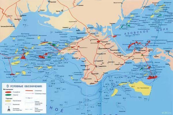 Турецкие СМИ: «Открытое месторождение нефти ставит Крым на уровень Саудовской Аравии»