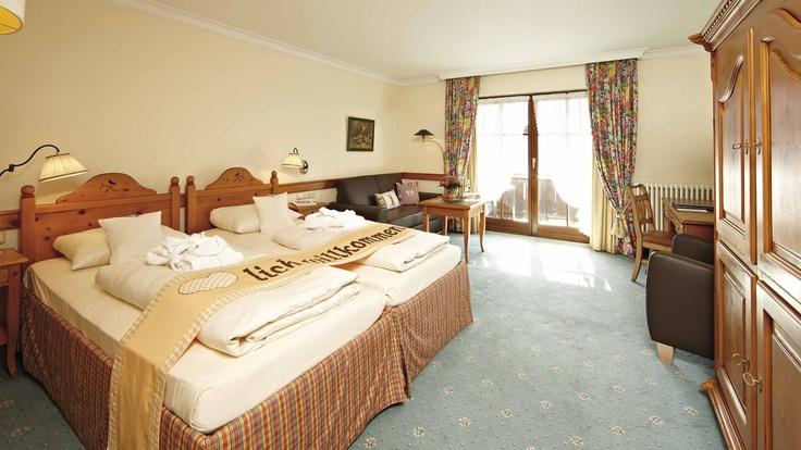Welcome to Hotel Zugspitze in Garmisch-Partenkirchen