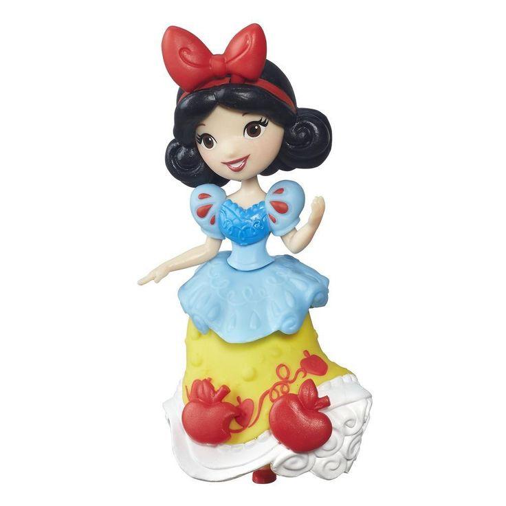 Amazon Com Disney Princess Baby Belle Doll Toys Games: Disney Princess Little Kingdom Classic Snow White