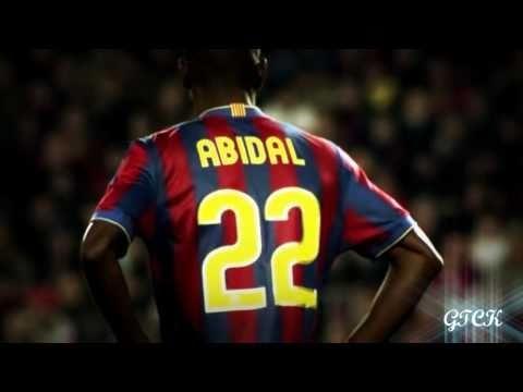 Eric Abidal Tribute Homenaje - Anims Abidal