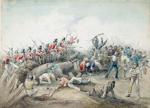 03 December - The Battle of the Eureka Stockade is held near Ballarat, Victoria - ** Click for more & please share