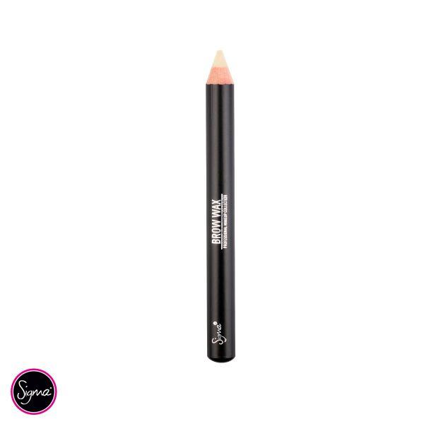 Brow wax - Cera clara para darle mejor forma a las cejas. Úsalo antes de poner color para mejor pigmentación, o después para peinar y fijar ;) #PerfectBrows #SigmaBeauty #MakeUp #Vorana