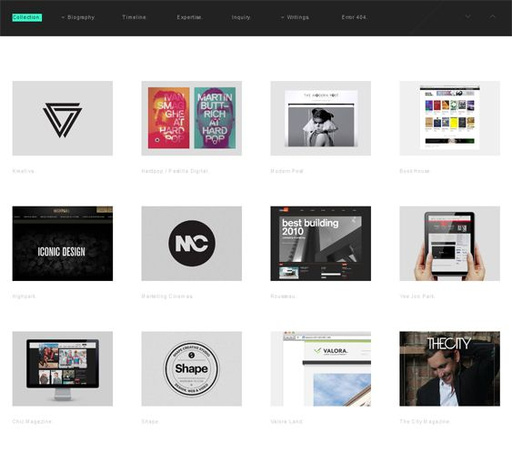 This one page Joomla theme includes an Ajax portfolio, 6 preset color schemes, a responsive layout, a minimal design, CSS and JavaScript animations and transitions, a blog page with a masonry layout, and more.