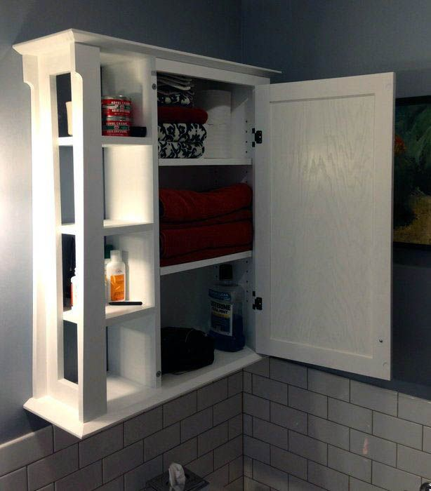 Cute bathroom cabinet storage ideas just on Indoneso home design