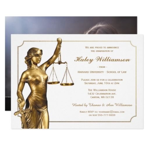 182 best law school graduation invitations images on pinterest law school graduation invitation filmwisefo