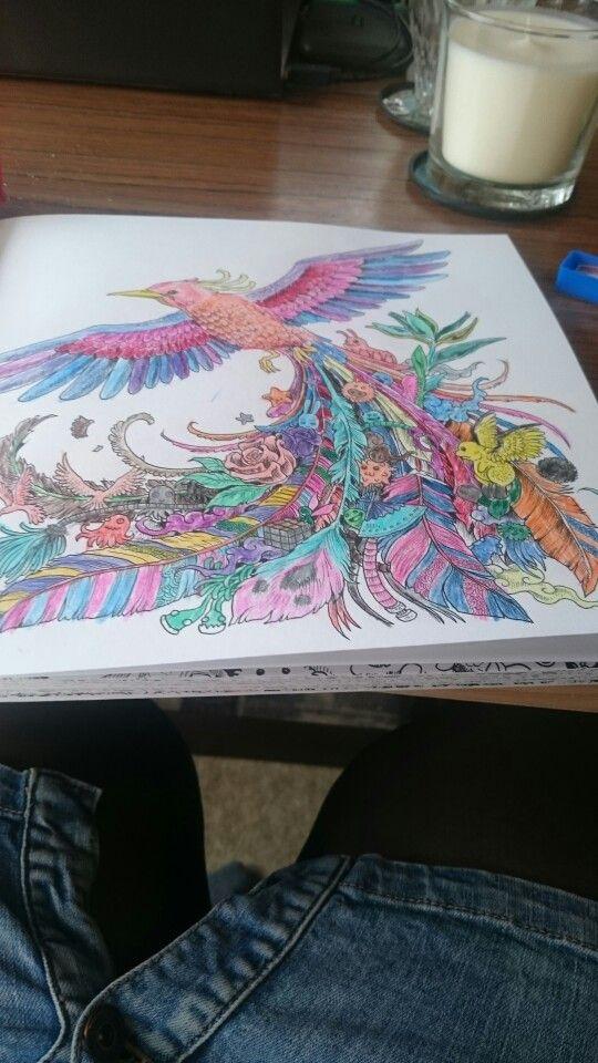 Fantasi fugl