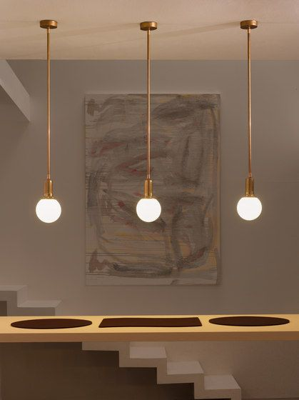 General lighting | Suspended lights | Tiges | Vesoi | Mario de. Check it out on Architonic