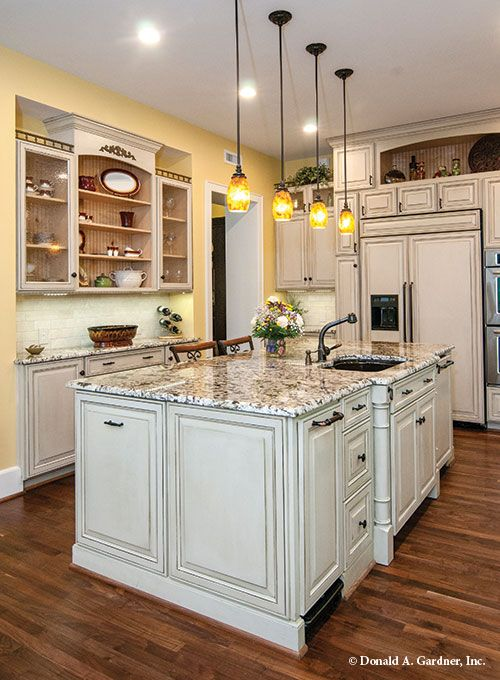 unique kitchen cabinets 16 best birchwood house plans 3048 sq ft donald gardner 3048