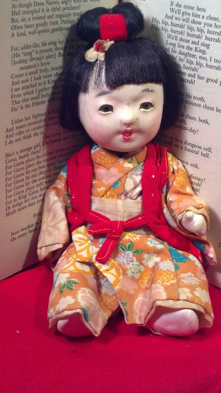 12 Best Images About Japanese Dolls On Pinterest