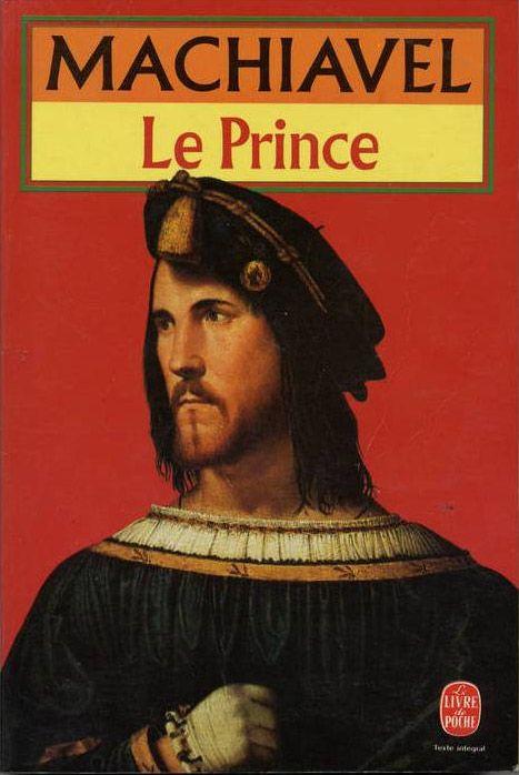 Le Prince (Nicolas Machiavel)