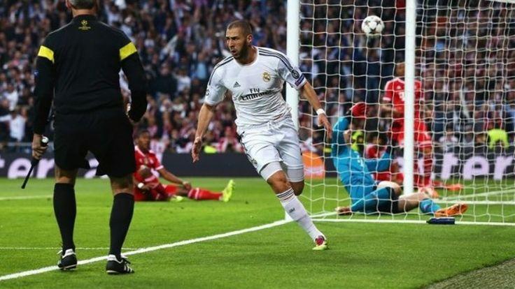 Gol tunggal Benzema untungkan Madrid