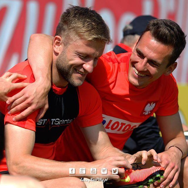 #blaszczykowski #kuba #milik #arek #laczynaspilka #pzpn #polishnationalteam #kadra #zgrupowanie #uefa #euro #euro2016