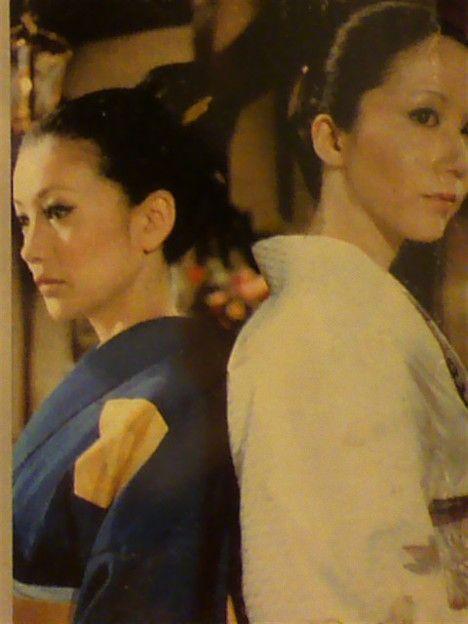 浅丘ルリ子さんの名作「嫉妬」 岩下志麻さんとの対決が見もの。
