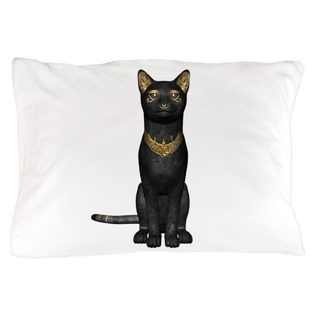 Bast is the feline goddess of ancient Egyptian religion.