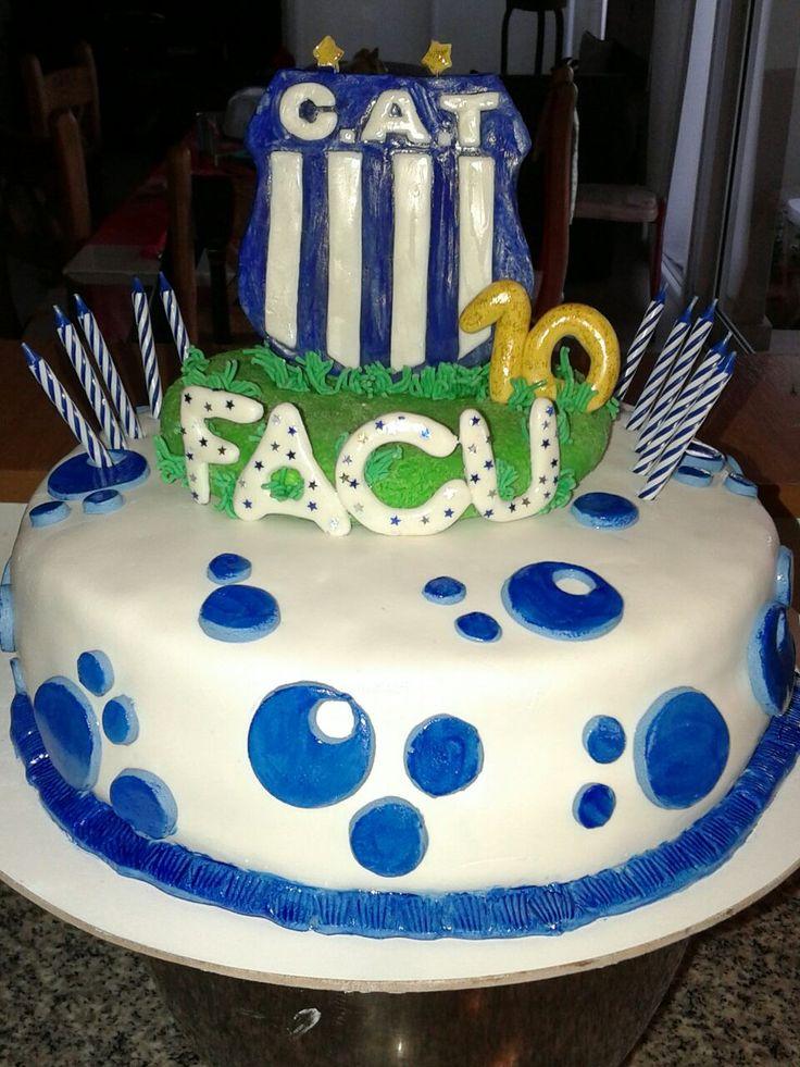 torta y escudo