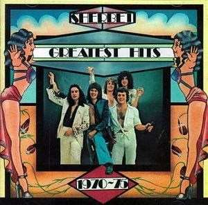 Sherbet - Greatest Hits, first band <3