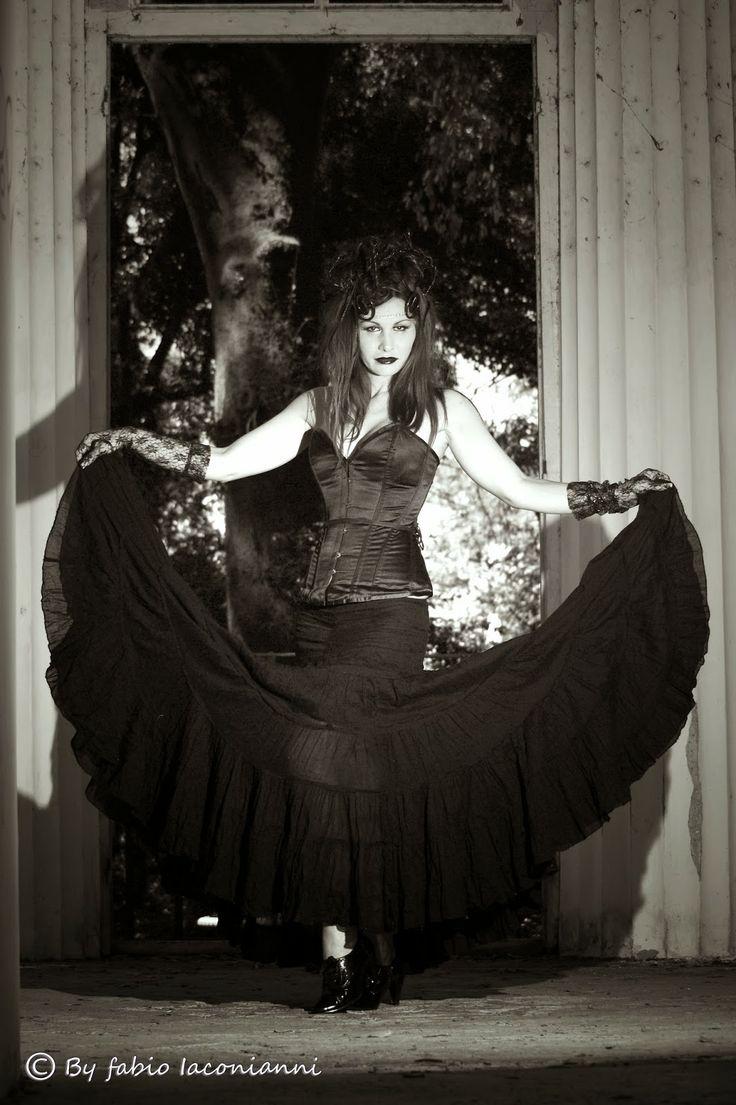 Fabio Iaconianni Image Book: Gothic - Valentina R.