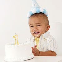 Baby's First Birthday Party Ideas: Start a Birthday Tradition