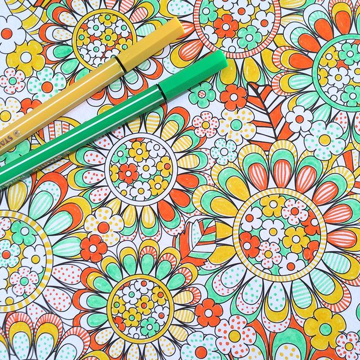 Jenean Morrison Coloring Book