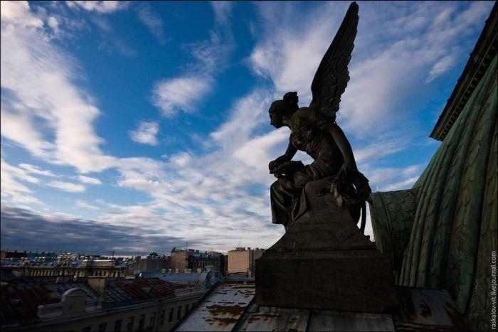 Исаакиевский собор в Санкт-Петербурге Фото