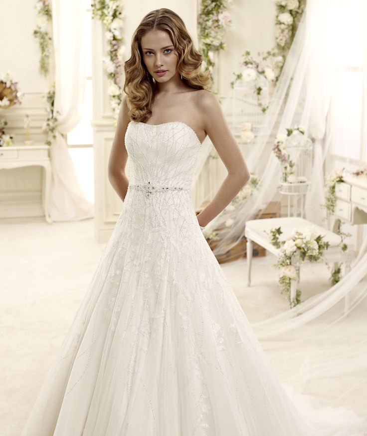 #Colet #2015Collection #weddingdress #nicolespose  www.nicolespose.it
