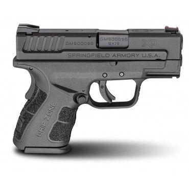 Springfield Armory Pistol XD Mod.2 9mm SubCompact XDG9801HCSP