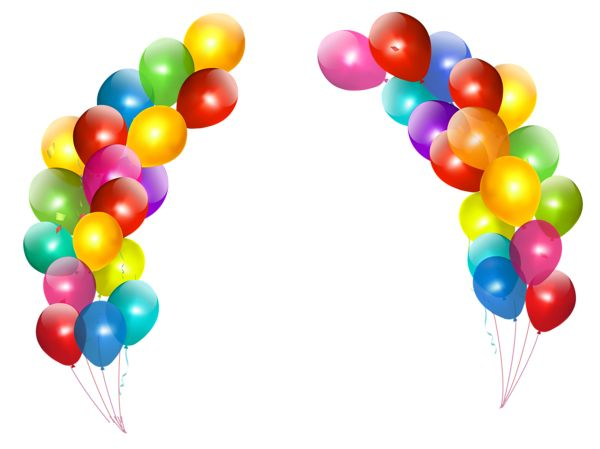 Transparent balloons png picture - 128 Best Images About Luftballons Rund On Pinterest