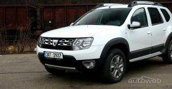 Yeni Dacia Duster ( Dizel )
