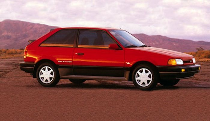 Lost Cars of the 1980s – Mazda 323 GTX | Hemmings Blog: Classic and collectible cars and parts