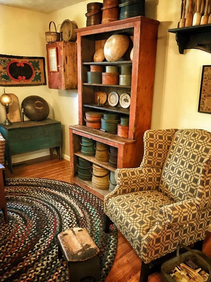 2457 Best Primitive Furniture Images On Pinterest