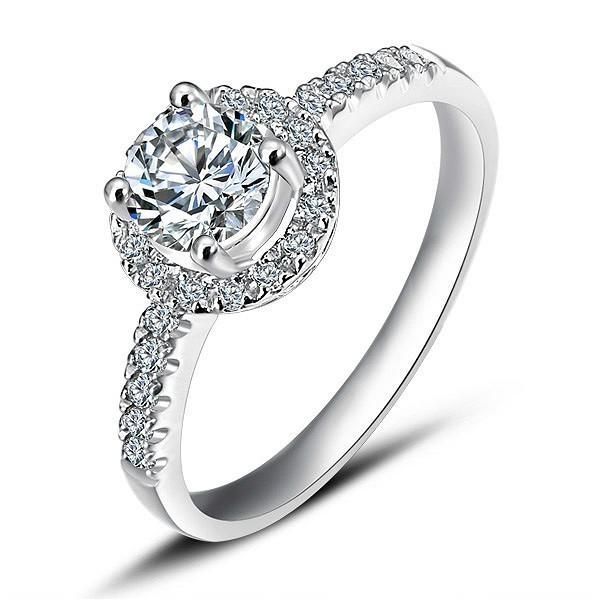 Nice Cheap Engagement Rings