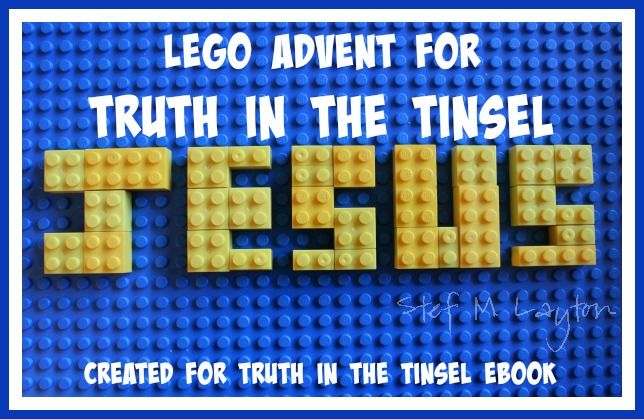 lego pieces for truth in the tinsel ebook