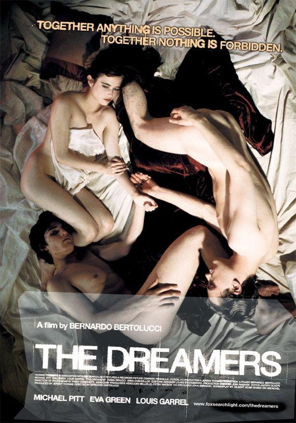 Постер к фильму «The Dreamers / Мечтатели (2003)» смотреть онлайн
