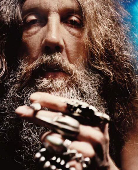 Alan Moore. My all time favourite graphic novel author.