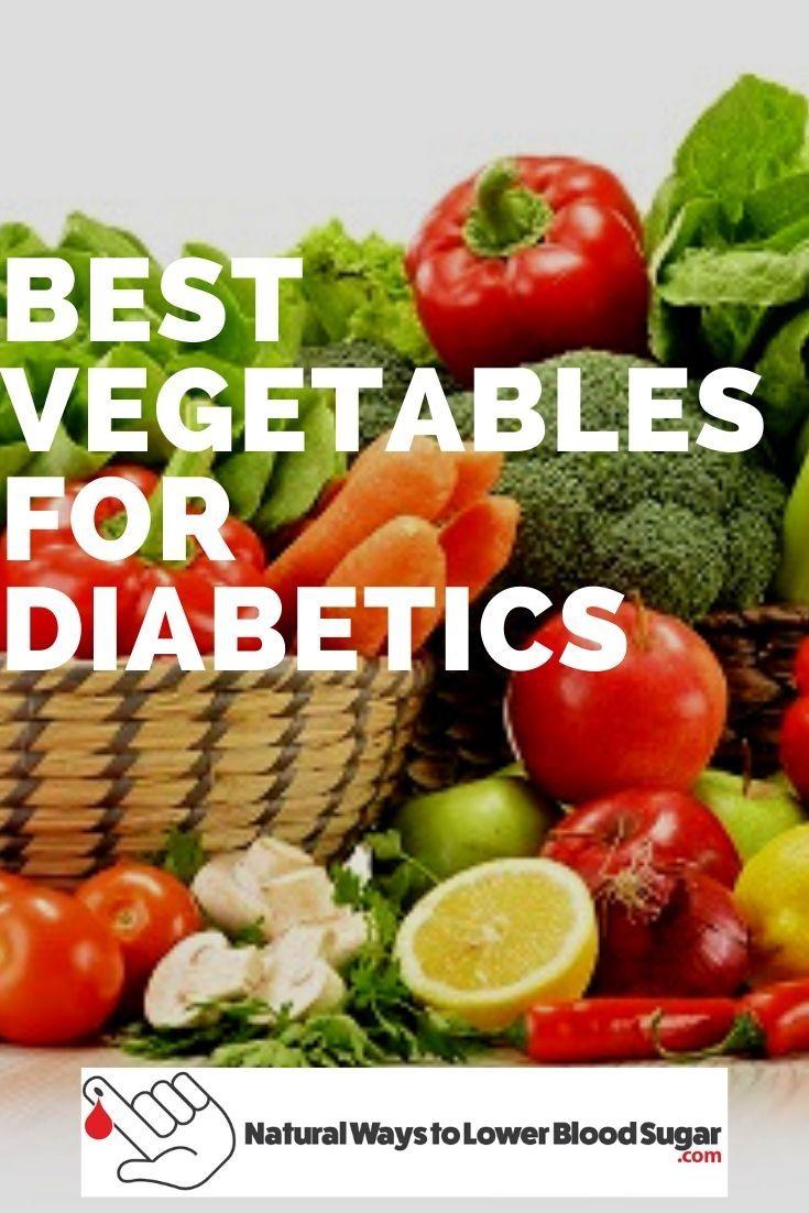 Best Vegetables For Diabetics In 2020 Vegetables For Diabetics