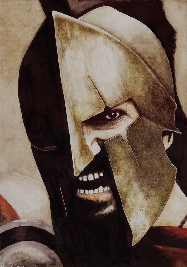 King Leonides from 300