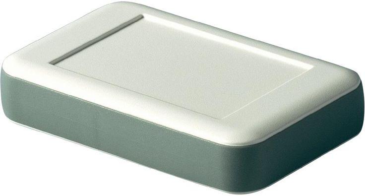 Wand-Gehäuse, Tisch-Gehäuse ABS Grau-Weiß, Vulkan 65 x 105 x 22 OKW D9051137 1 St. im Conrad Online Shop