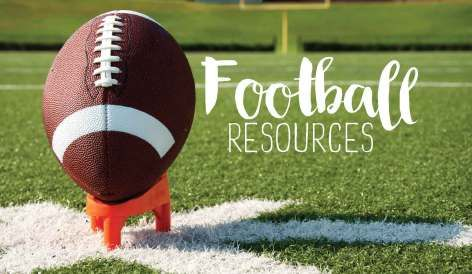 Touchdown! Football Resources for the primary grades