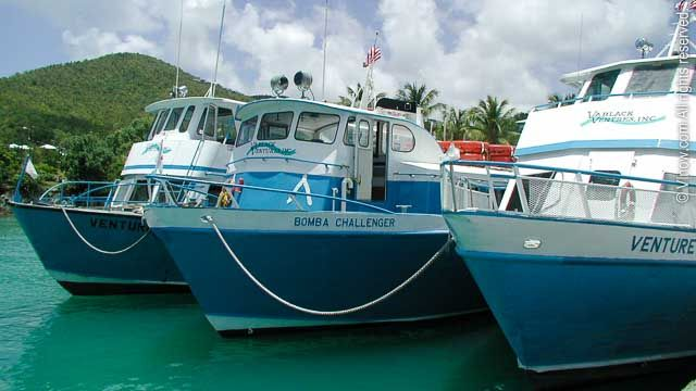 BVI Ferry Schedules: St Thomas, USVI to