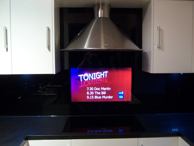 TV in the kitchen? Be inspired by your favourite cooking shows!
