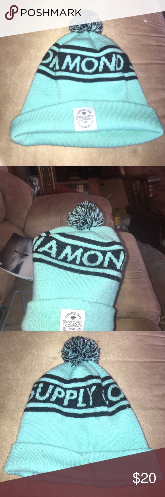 Diamond Supply Company winter hat Bought from over sun for $40 Diamond Supply Co. Accessories Hats