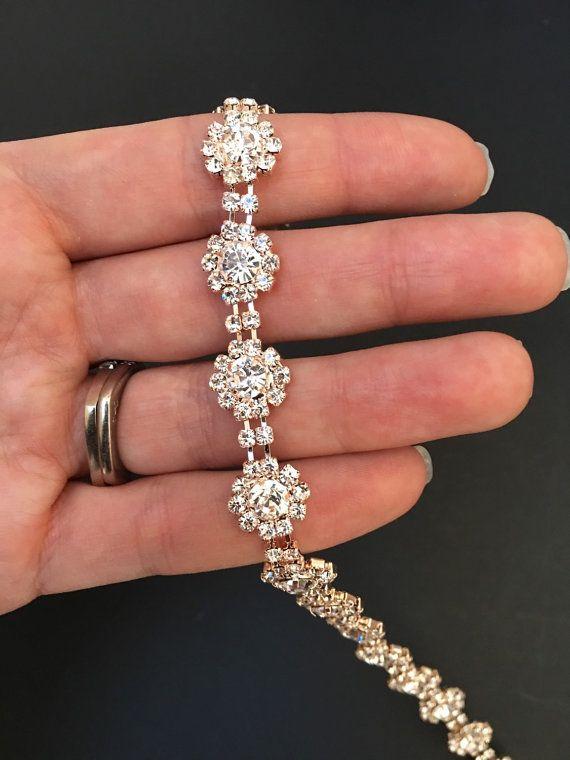 Best 25 Gold rhinestone ideas only on Pinterest Gold bridesmaid