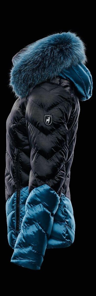 Toni Sailer ski jacket, ski après, Aspen