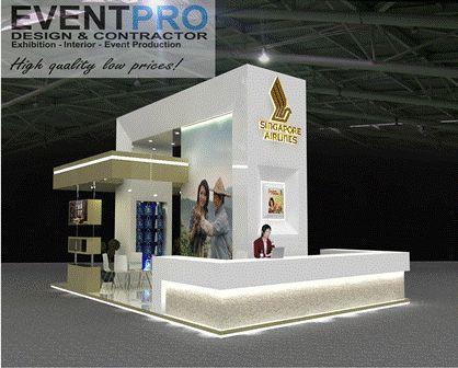 JASA BUAT BOOTH | KONTRAKTOR EXHIBITION | KONTRAKTOR PAMERAN | http://boothpameran-eventpro.blogspot.co.id/2016/05/jasa-dekorasi-booth-pameran-vendor.html