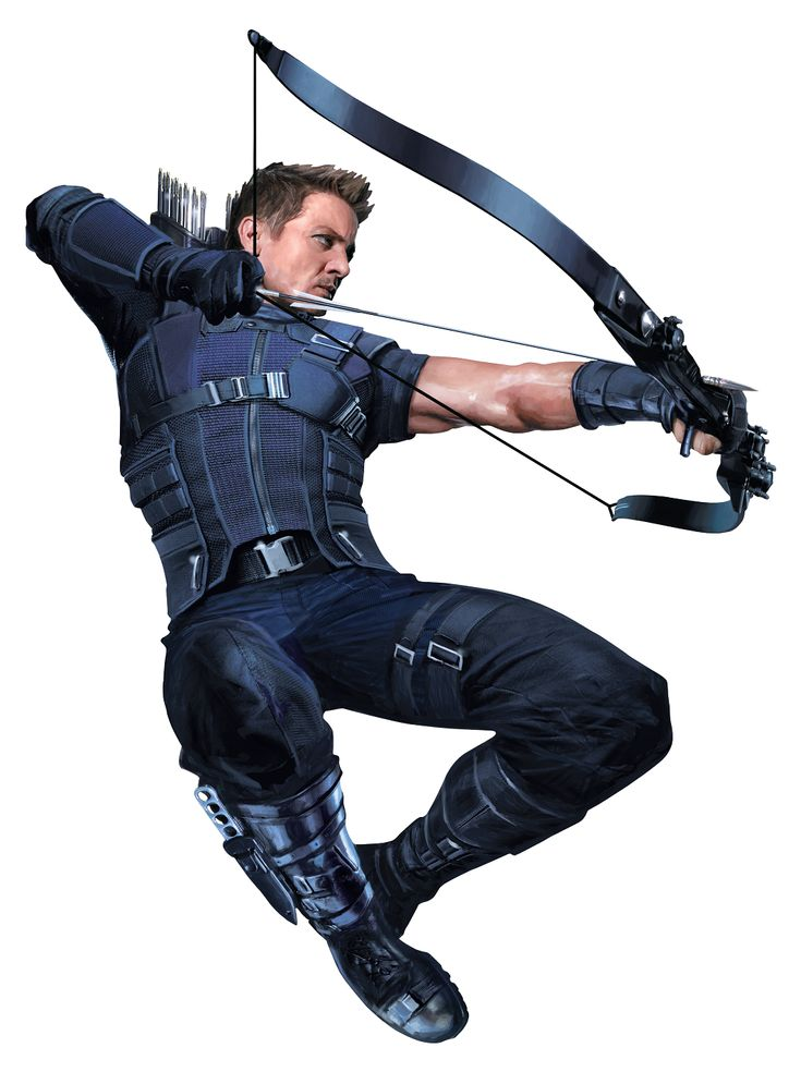 Hawkeye alt art - Captain America: Civil War